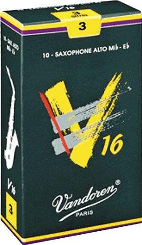 Vandoren Alto Sax V16 Box of 10