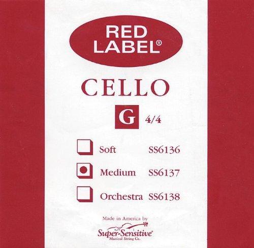 Cello G string full size medium
