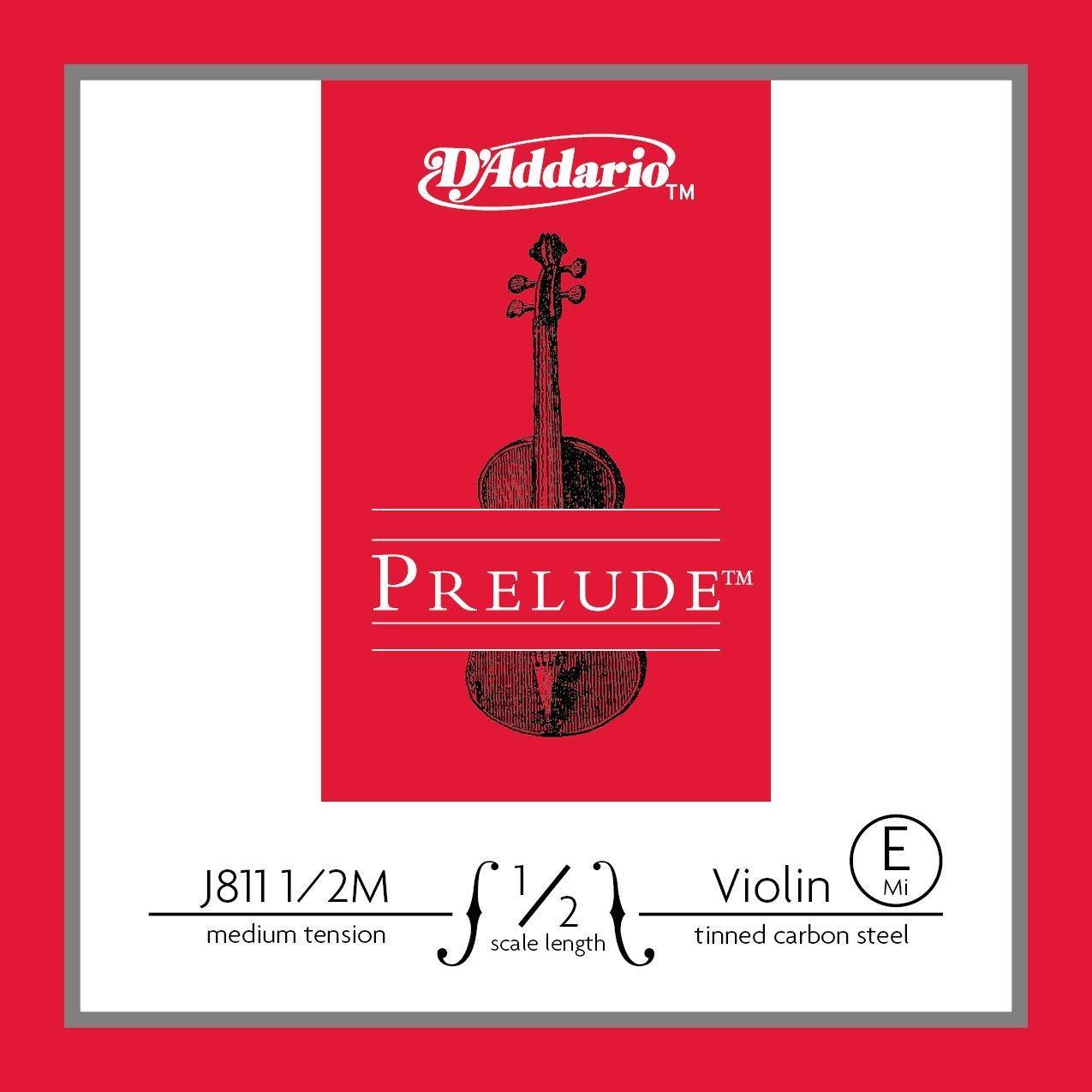 Prelude violin e string 1/2