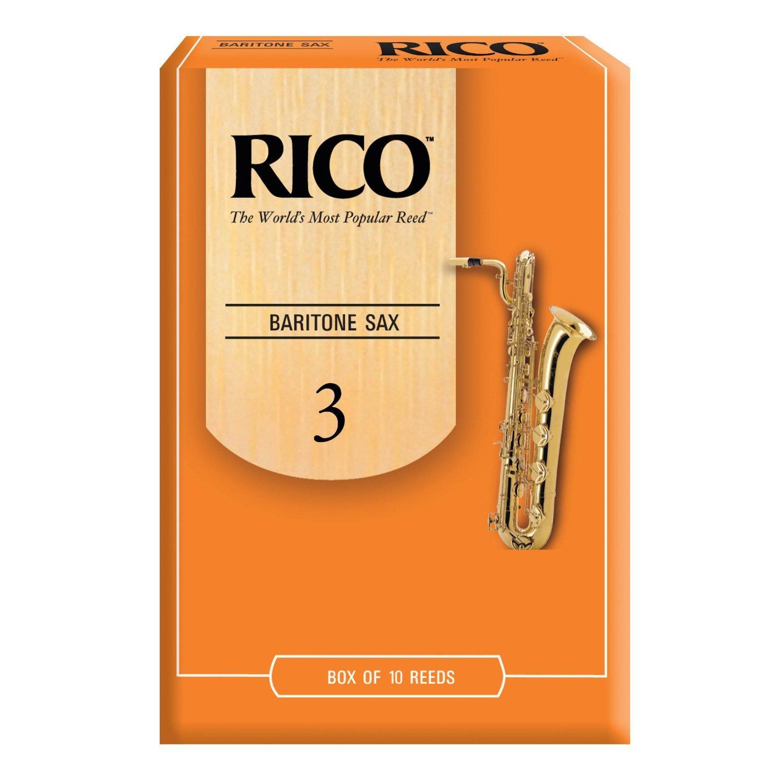 Rico Baritone Sax Reeds Box of 10