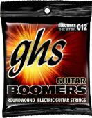 GHS Strings Electric Guitar Boomer Set GBM 012 (Medium Nickel Steel)