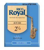 Rico Royal Alto Sax (French Cut) Box of 10