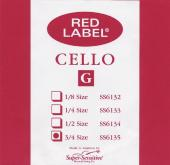 Cello G String 3/4