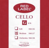 Cello G string full size medium