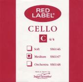 Cello C string 4/4