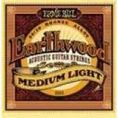 Ernie Ball 2003 Earthwood 80/20 BrErnie Ball 2003 Earthwood 80/20 Bronze Acoustic String Set, Medium Light (12 - 54onze Acoustic String Set, Medium Light (12 - 54
