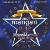 Curt Mangan Fusion Matched Nickel Wound Electric Guitar Strings (9-42)