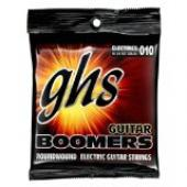GHS GBLXL Extra Light Boomers Electric Guitar Strings (10-38)