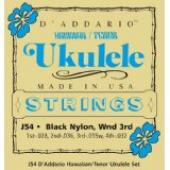 D'Addario J54 Ukulele Strings, Tenor Ukulele/Hawaiian
