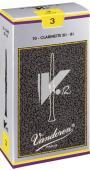 Vandoren Clarinet Reeds V12 Box of 10